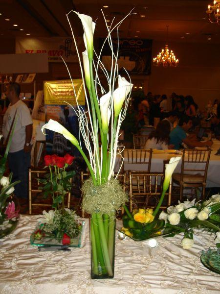 Arreglos Florales De Alcatraces Para Boda Imagui